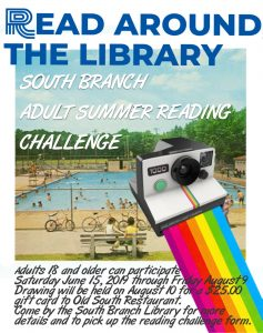 Read Around the Library @ South Branch Library
