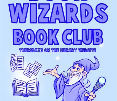 Book Wizards Flyer