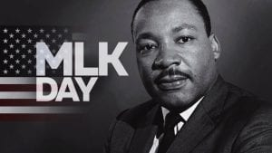 Closed: MLK Day