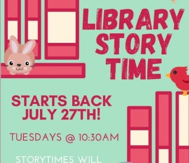South storytime